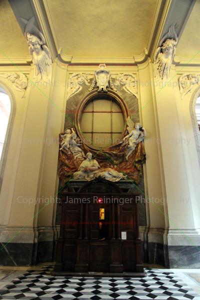 Tomb of Cardinal Girolamo Casanate