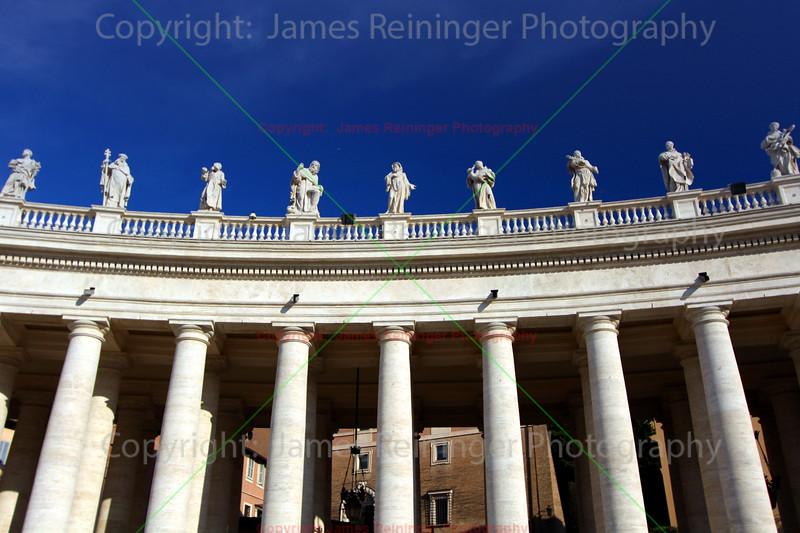 Saint Peter's Square Colonnade