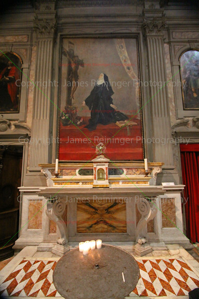 Santa Maria Maggiore<br /> Florence, Italy