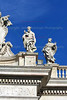 Saint Peter's Square<br /> Vatican City<br /> Rome, Italy