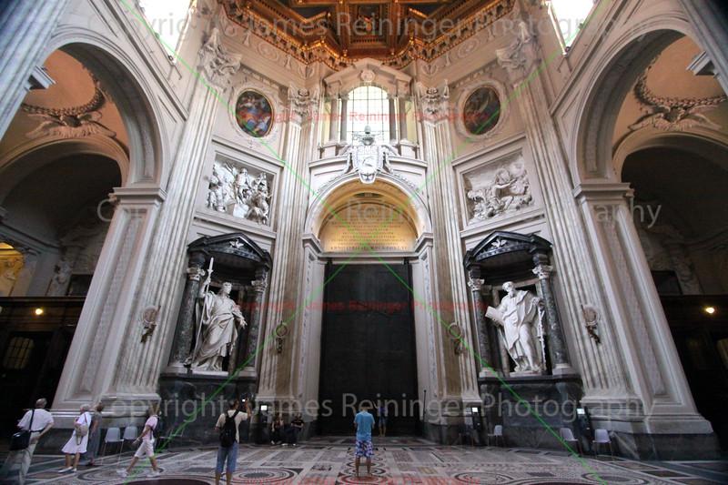 St. Jude & St. Simon  Arcibasilica Papale di San Giovanni in Laterano