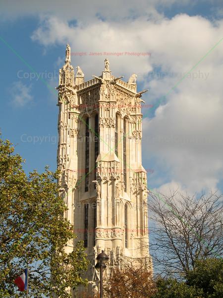 Butcher's Tower<br /> Paris, France