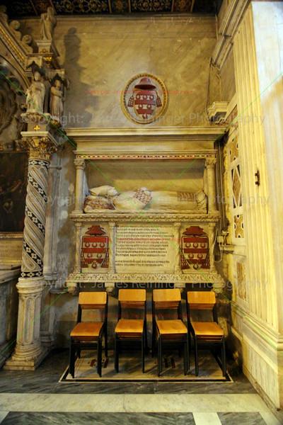 Tomb of Cardinal Pietro Stefaneschi