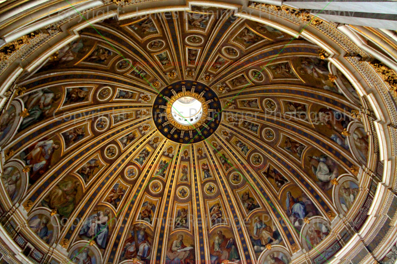 Dome of the Basilica of Saint Peter