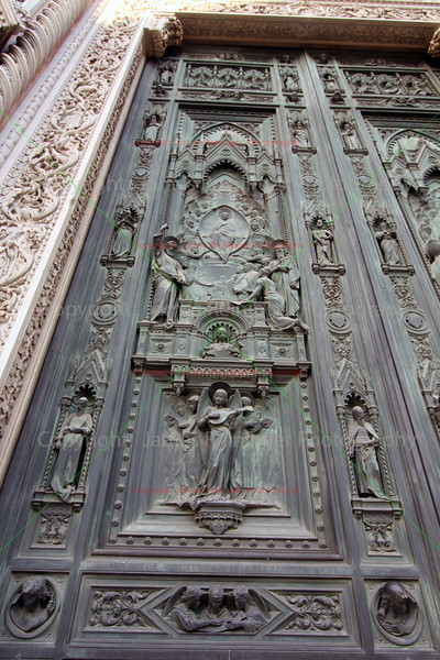 Main Portal of the Duomo