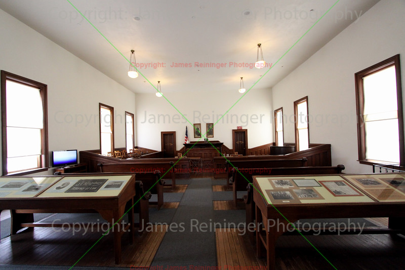 Old Tombstone Courtroom