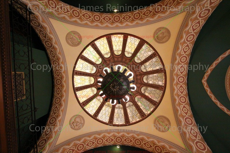 Landmark Center<br /> (Formerly the Federal Courthouse)<br /> St. Paul, Minnesota<br /> <br /> Built: 1892 - 1902<br /> Style:  Richardsonian Romanesque<br /> Architect:  Willoughby J. Edbrooke