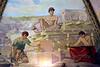 Mural painted by Odin J. Oyen