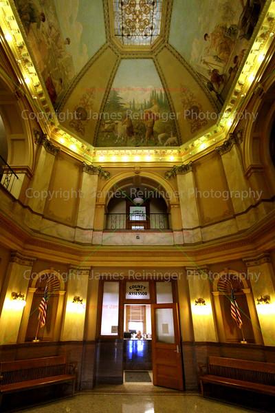 Rotunda of the Jackson County Courthouse
