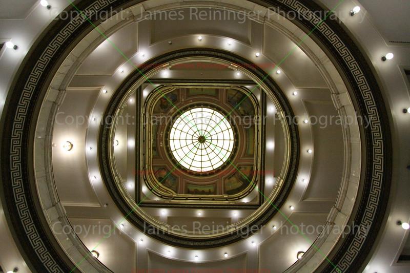Rotunda of the Douglas County Courthouse