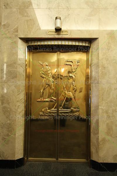 Elevator Doors (by Albert Stewart)
