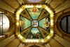 Ceiling of the Rotunda (by Odin J. Oyen)