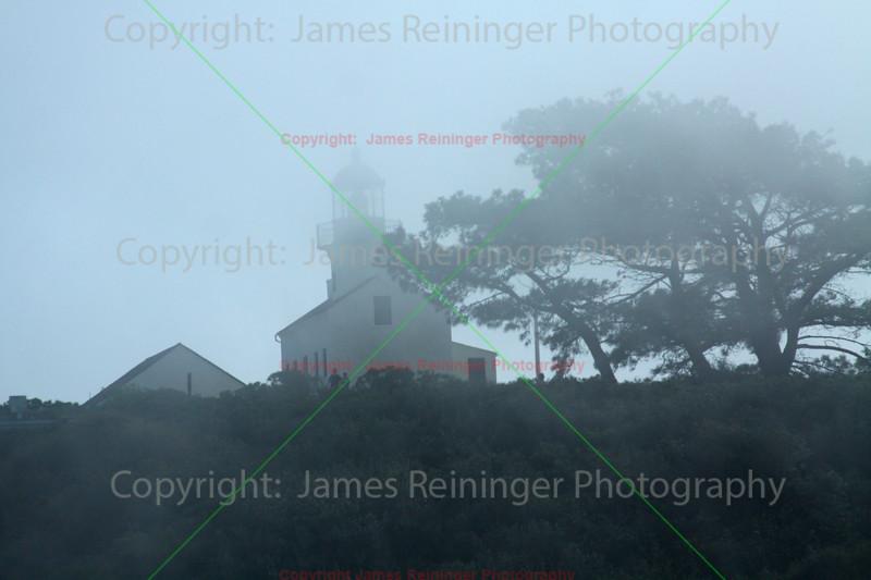 Old Point Loma Lighthouse<br /> San Diego, California
