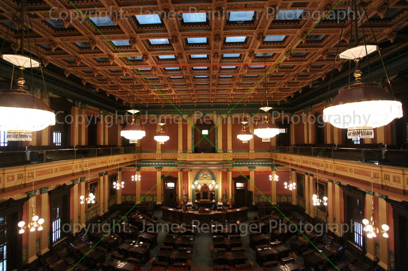 House Chamber (From the 4th floor balcony)