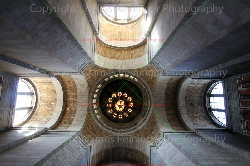 Rotunda (looking up)