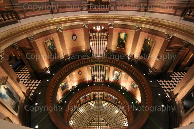 Rotunda (From the 5th floor)