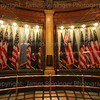 Flags (2nd floor of the Rotunda)