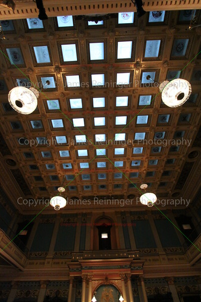 Glass Ceiling for the Senate Chamber