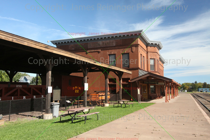Two Harbors Train Station