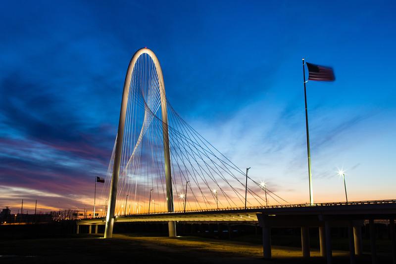 MHH Bridge Late Sunset 2