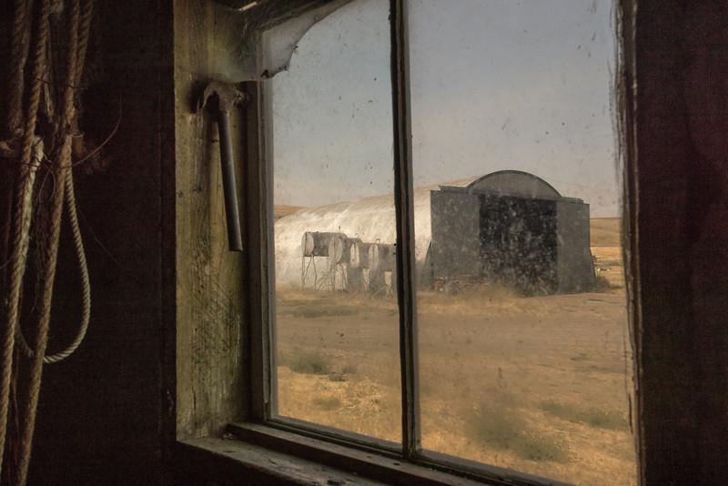 round barn, St John, Washington
