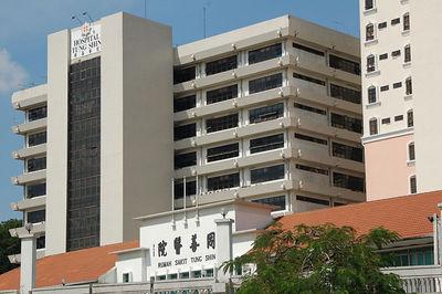 Tung Shin Hospital, KL