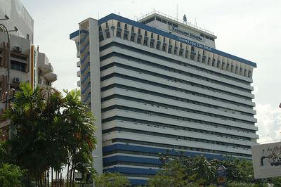 Police HQ Building, Kuala Lumpur