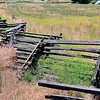 Jack fence in John Day Country