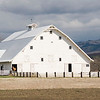 Close up view of Kibler Barn on Mill Creek Road  March 2006