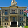 Columbia County Courthouse at Dayton, WA