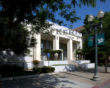 Bakersfield Hall Of Records