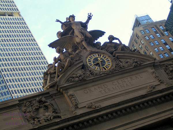 Happy birthday, Grand Central Terminal!
