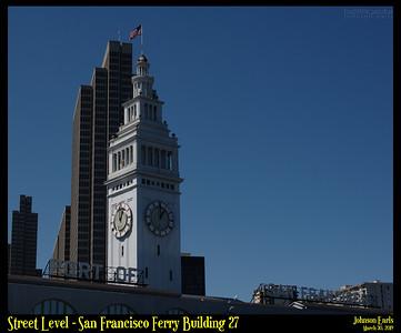 Street Level - San Francisco Ferry Building 27