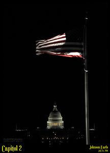 Capitol 2  National Mall, Washington DC, 16 July 2011