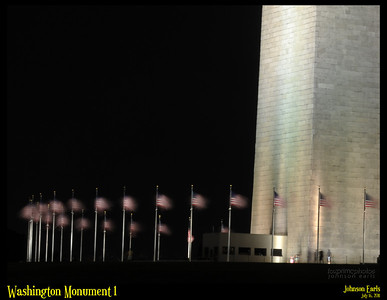 Washington Monument 1  National Mall, Washington DC, 16 July 2011