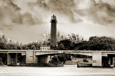 Lighthouse & Bridge 17 Sepia_MG_5667