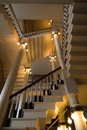 Fanueil Hall Staircase