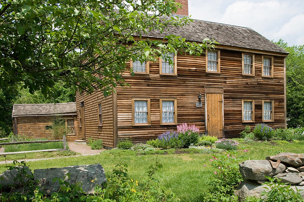 2008 05 28 087 Job Lane House Museum, Bedford, MA