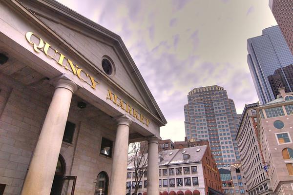 Quincy Market - Boston, MA