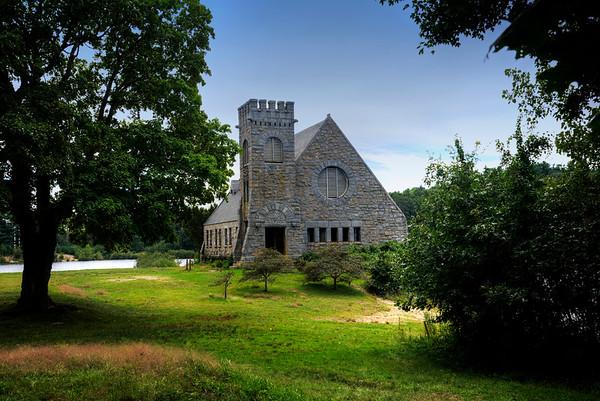 Old Stone Church - Summer