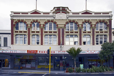 Rendells,  184-196 Karangahape Rd Auckland