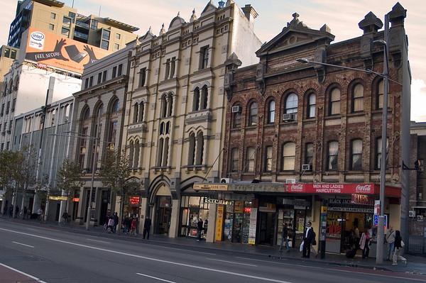 George Street Sydney, NSW Australia - 20 Jun 2006