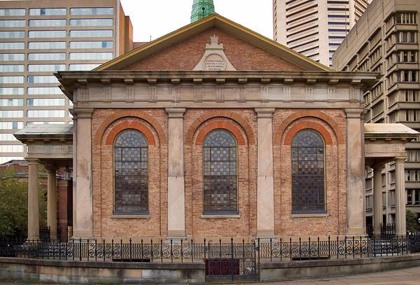 St James Church, Hyde Park Sydney, NSW Australia - 20 Jun 2006