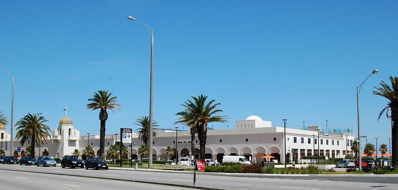 Salt water bathhouse St Kilda Melbourne - VIC Australia - 17 Feb 2005