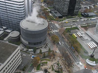 Tokyo, Japan business area