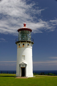 Oldest crystal light House in North America, Kauai