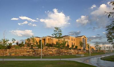 BYU-Idaho Campus Hinckley building