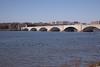Arlington Memorial Bridge in Washington D.C.