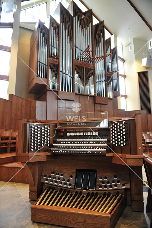 Chapel of the Christ Organ by wpekrul