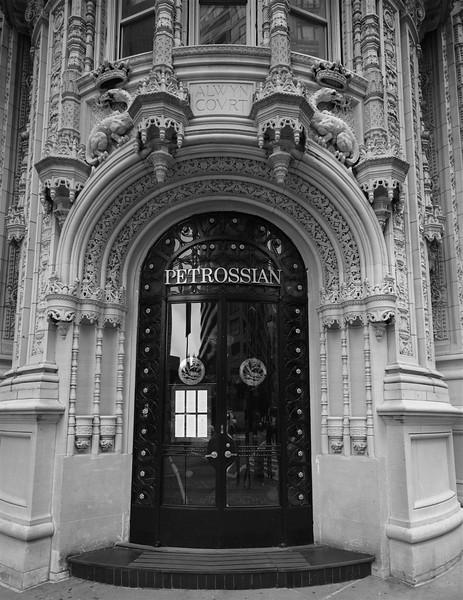 Door; New York City
